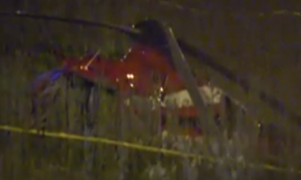 Elicopter militar prăbușit în Chicago