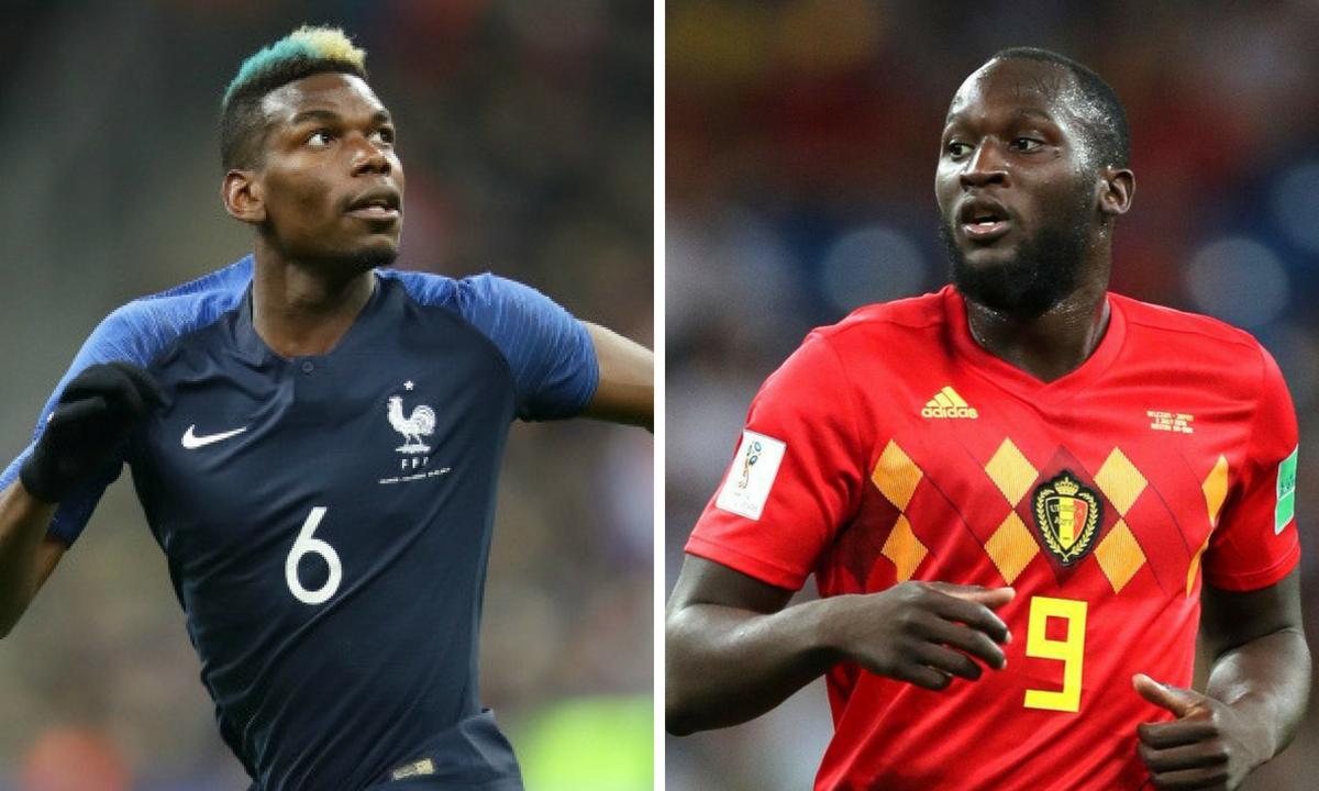 Franța - Belgia scor live și rezumat video. Prima semifinală a CM 2018