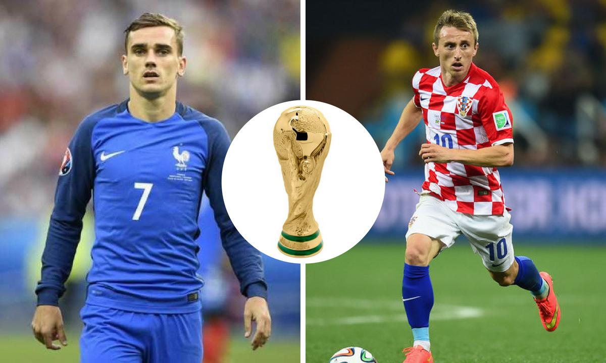 Franța - Croația scor live și rezumat video. Cine câștigă finala CM 2018