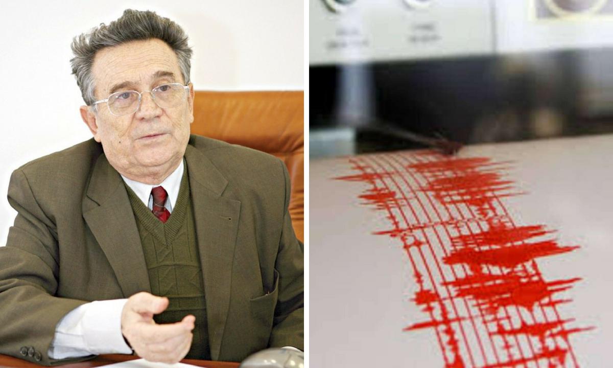 Gheorghe Mărmureanu a spus când ar putea veni un cutremur important în România