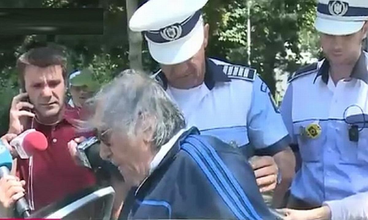 Ilie Năstase a ajuns din nou în fața Poliției