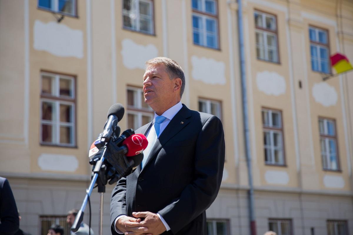 Klaus Iohannis, prima reacție după opinia Comisiei de la Veneția privind legile justiției