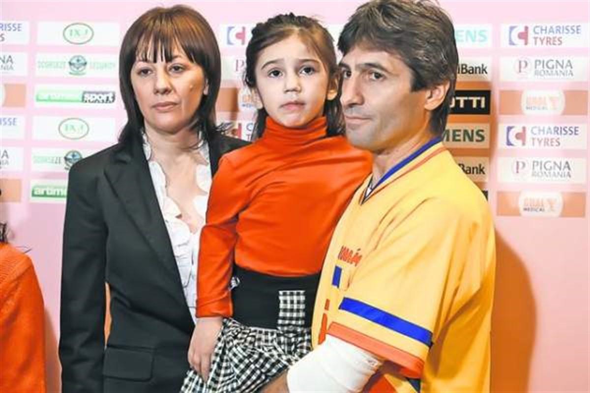 Probleme pentru Kassandra Rotariu, fiica soților Rotariu. Care este starea ei de sănătate