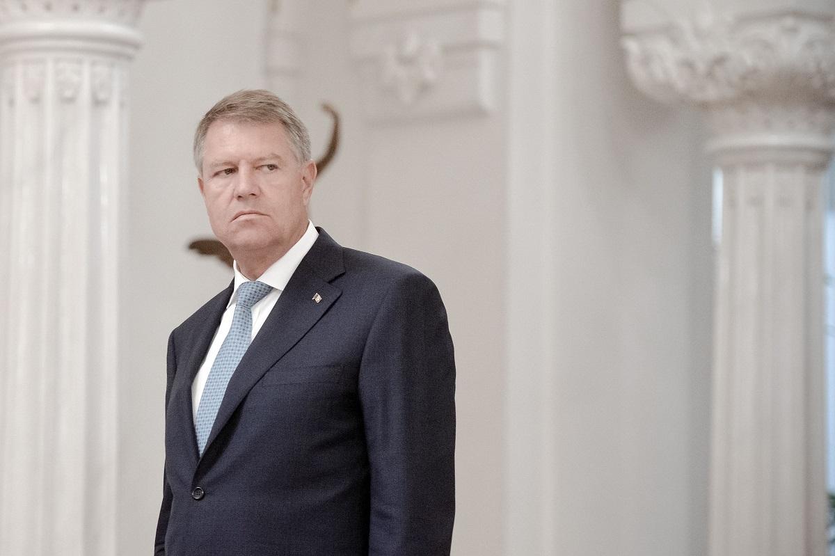 Klaus Iohannis, apel la procurorul general al României