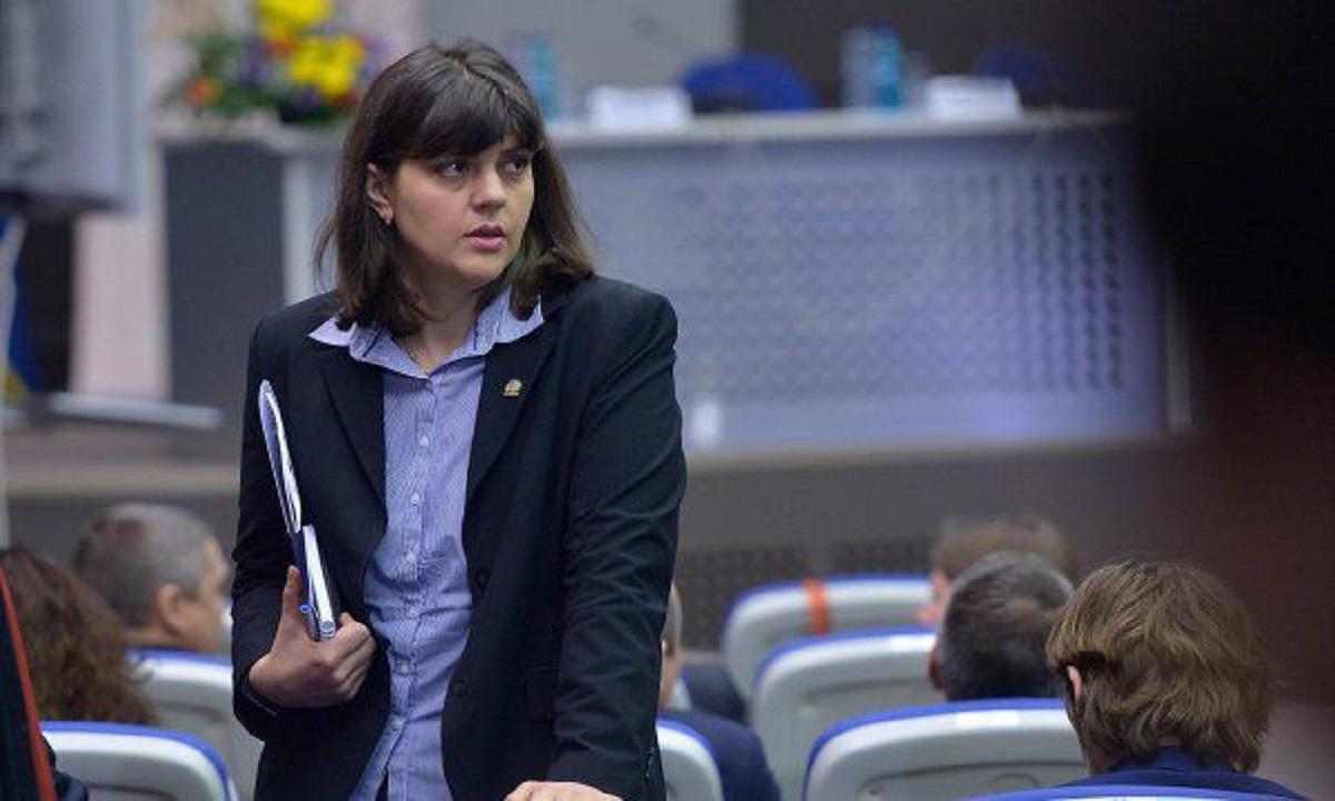 Laura Codruţa Kovesi a fost confirmată drept candidatul Parlamentului European pentru șefia Parchetului European