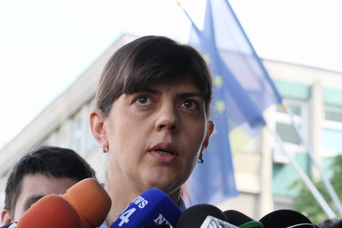 Laurei Codruţa Kövesi confirmată de Consilierul European ca procuror-șef european