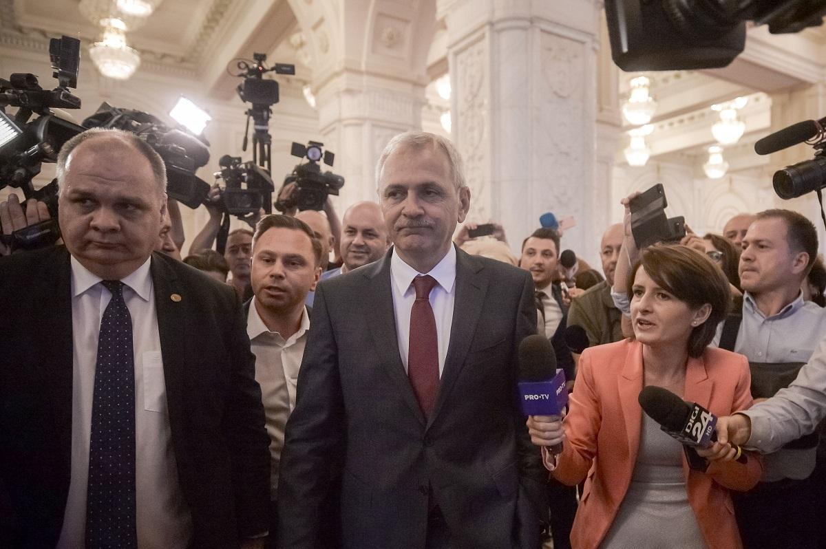 Liviu Dragnea, prima reacție după ce Parlamentul a adoptat modificările la Codul Penal