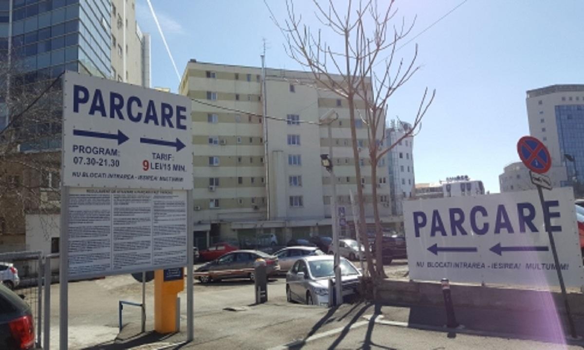 Parcare mai scumpă în centrul Bucureștiului. Cu cât au crescut tarifele
