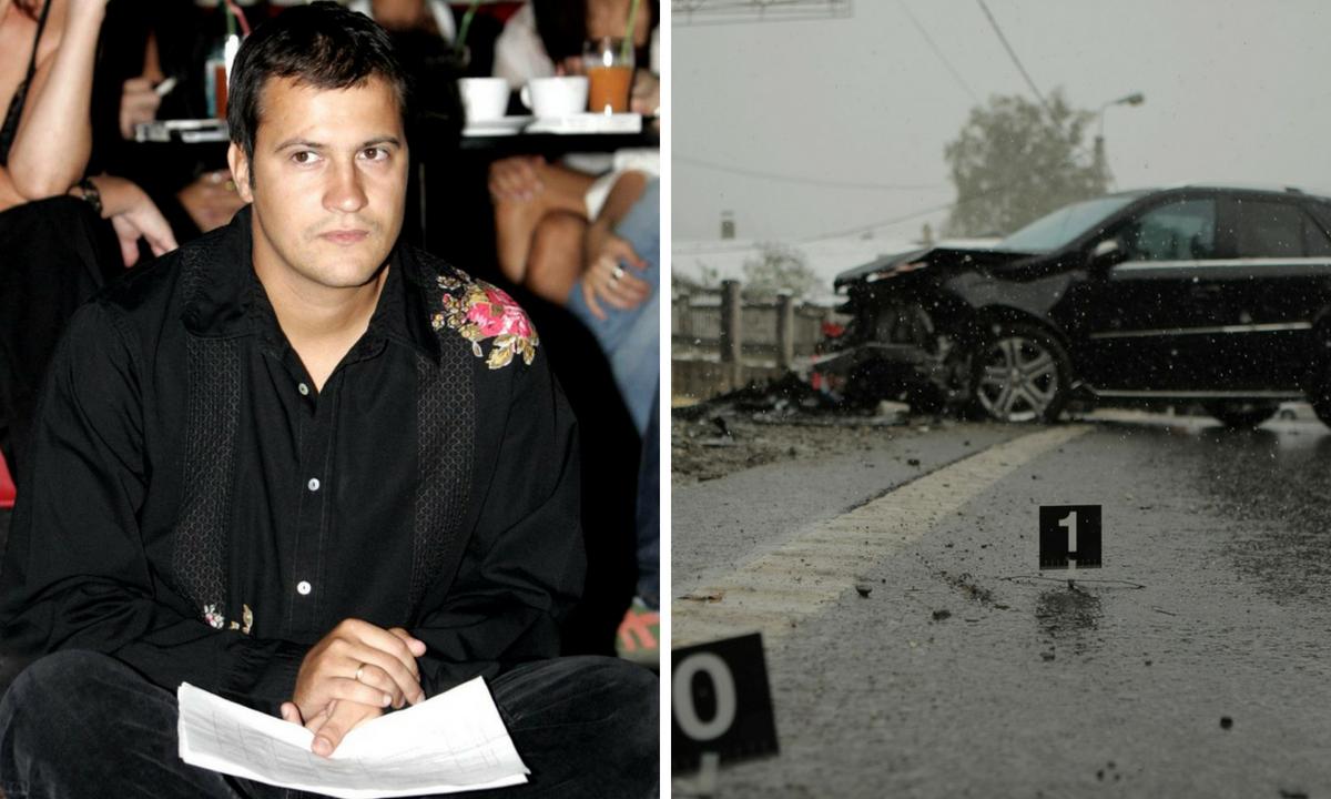 Șerban Huidu, replică dură pentru un polițist care i-a amintit de accidentul din 2011