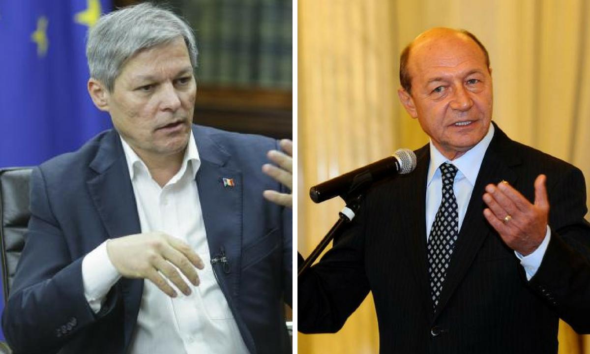 Ce au spus Traian Băsescu și Dacian Cioloș după ce președintele a revocat-o pe Kovesi
