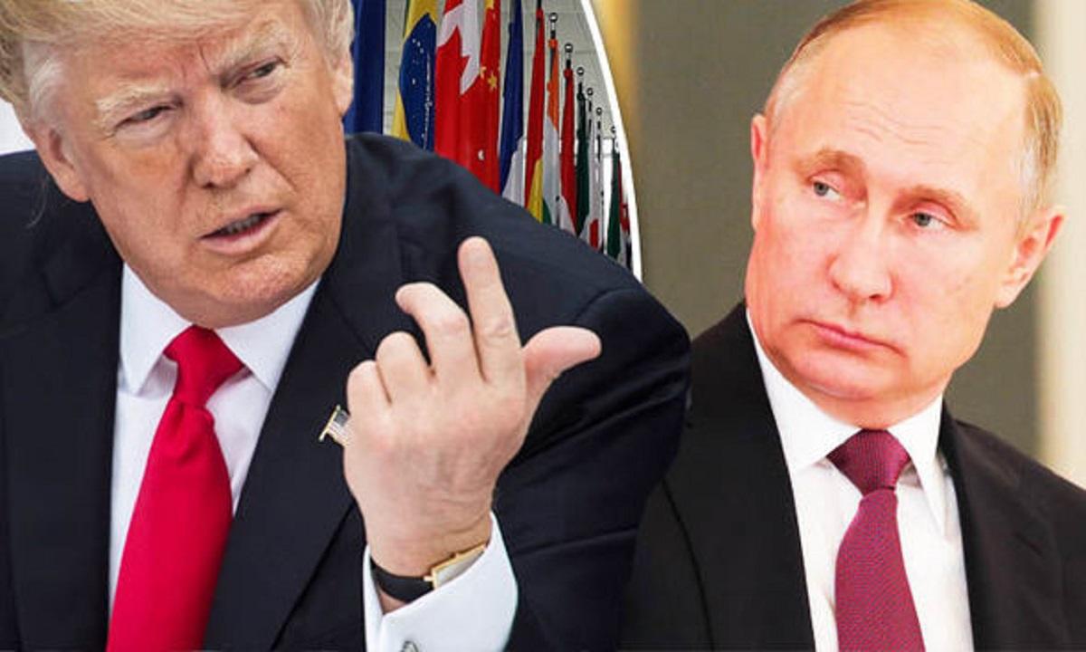 """Donald Trump ameninţă Rusia cu reacţii """"militare"""" în contextul desfiinţării Tratatului INF"""