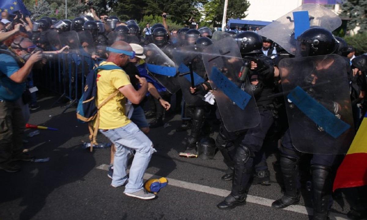 Mitingul Diasporei: Cine a aprobat intervenția în forță a jandarmilor