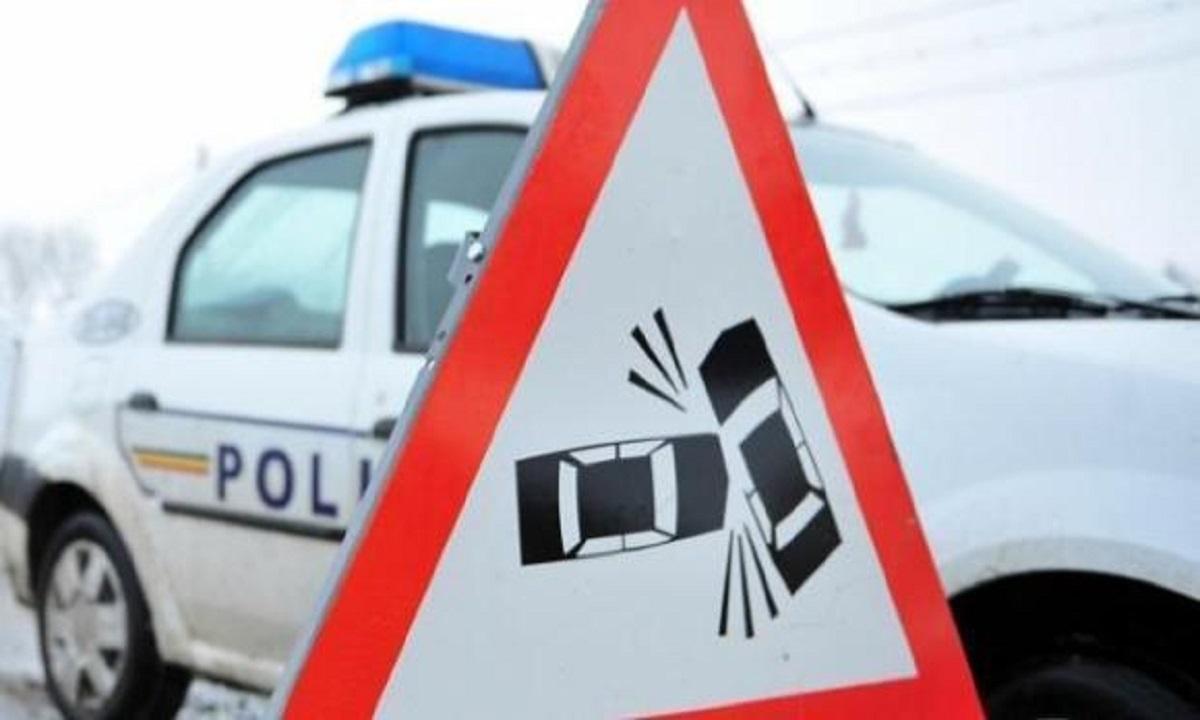 Accident rutier pe DN7, în județul Argeș