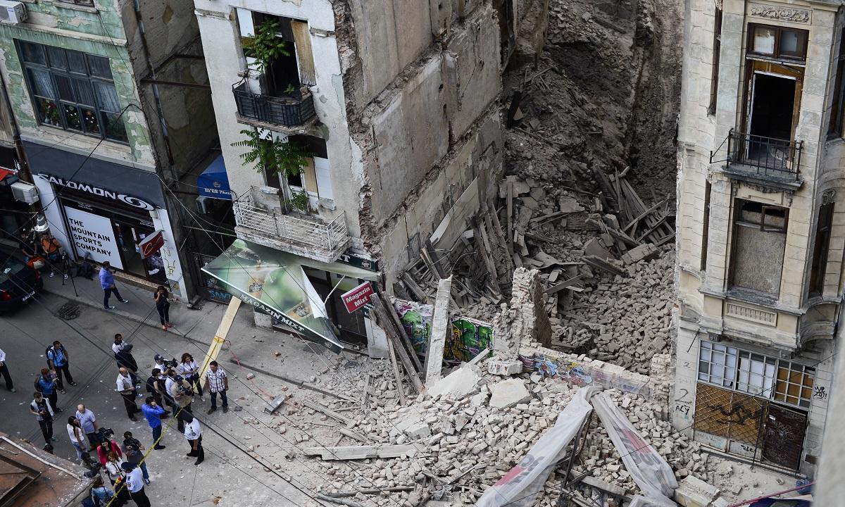 București: Un cutemur major va fi devastator!