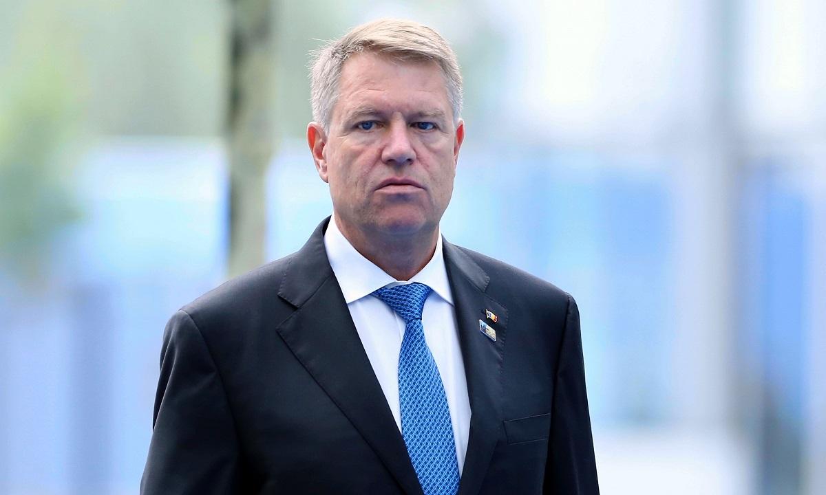Klaus Iohannis: Reclamă la CCR un conflict de natură constituţională cu Viorica Dăncilă în cazul concediului premierului