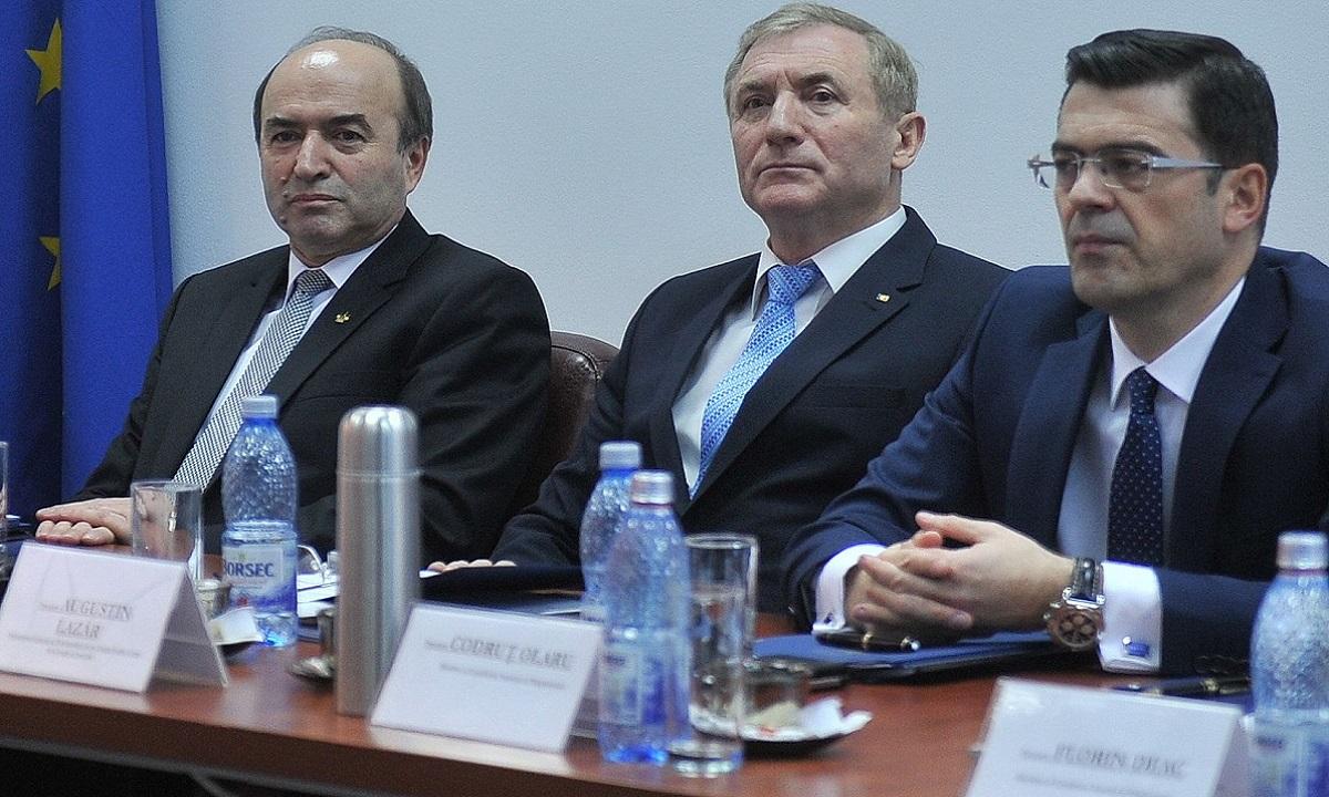 """Ministrul Justiției, prima reacție după declarațiile lui Augustin Lazăr: """"Voi anunța..."""""""