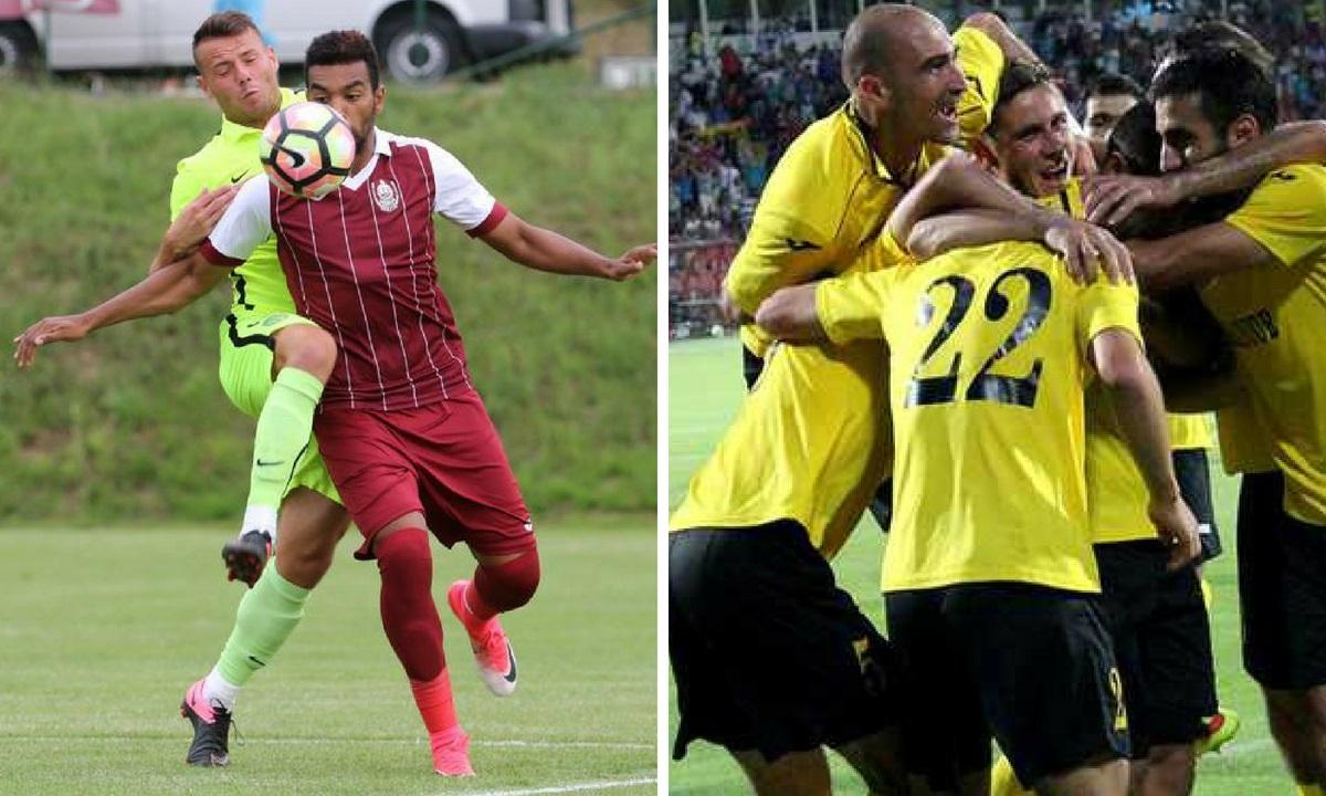 Alashkert - CFR Cluj scor live. Meciul live online și rezumat video