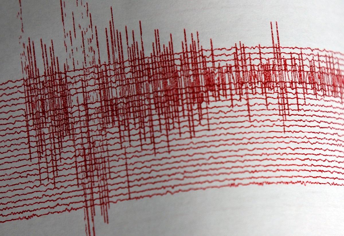 Două cutremure de peste 6 grade, produse la distanţă de câteva ore