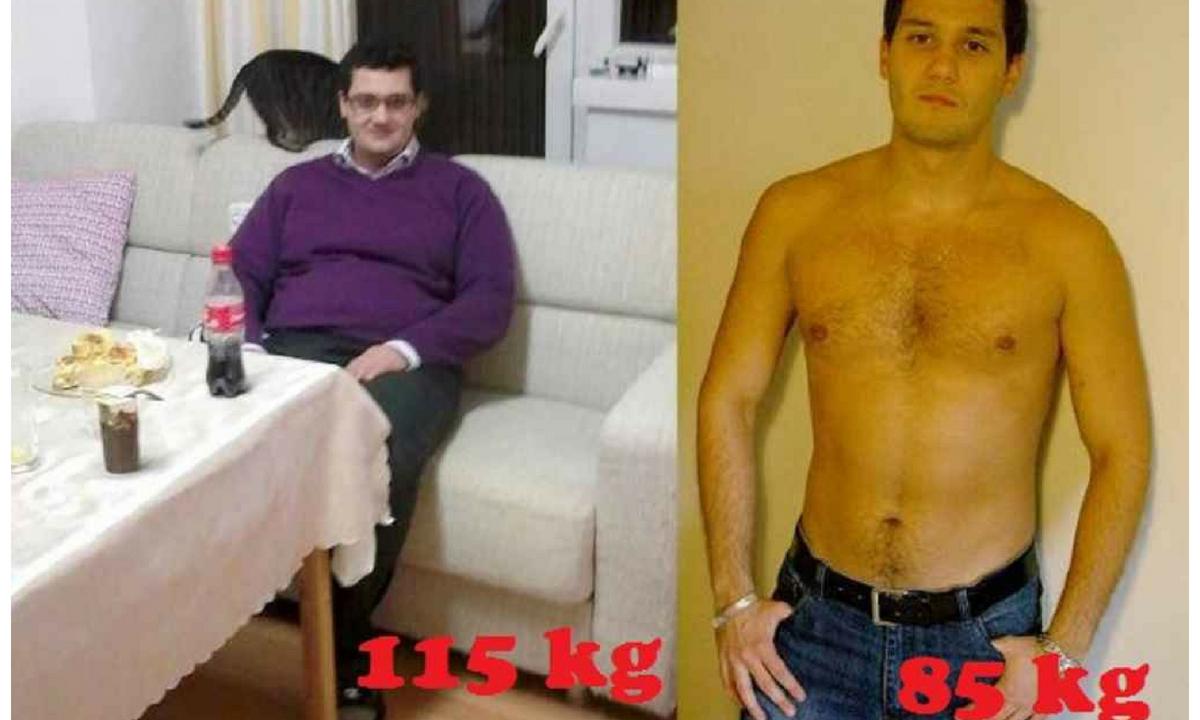 Cum a slăbit doctorul Andrei Laslău 20 de kilograme în 45 de zile