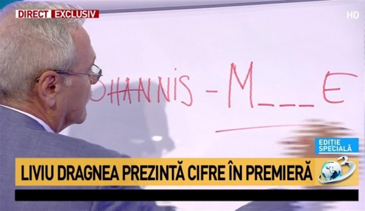 """Dragnea vrea să-l pună pe Iohannis sub acuzare pentru înaltă trădare: """"Președintele minte"""""""
