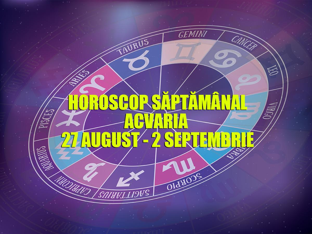 horoscop acvaria ariesn azi