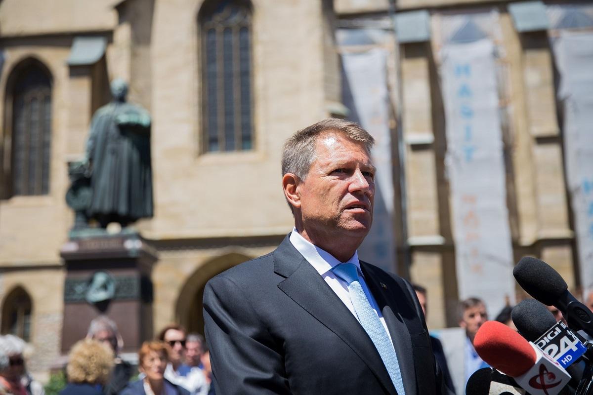 Klaus Iohannis a convocat CSAT în 4 septembrie
