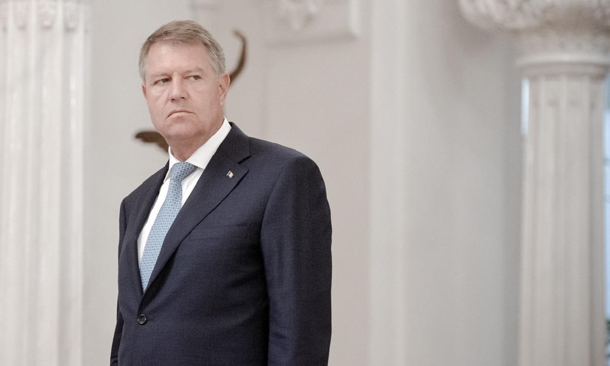 """Klaus Iohannis: """"Guvernul este incapabil să gestioneze criza pestei porcine"""""""