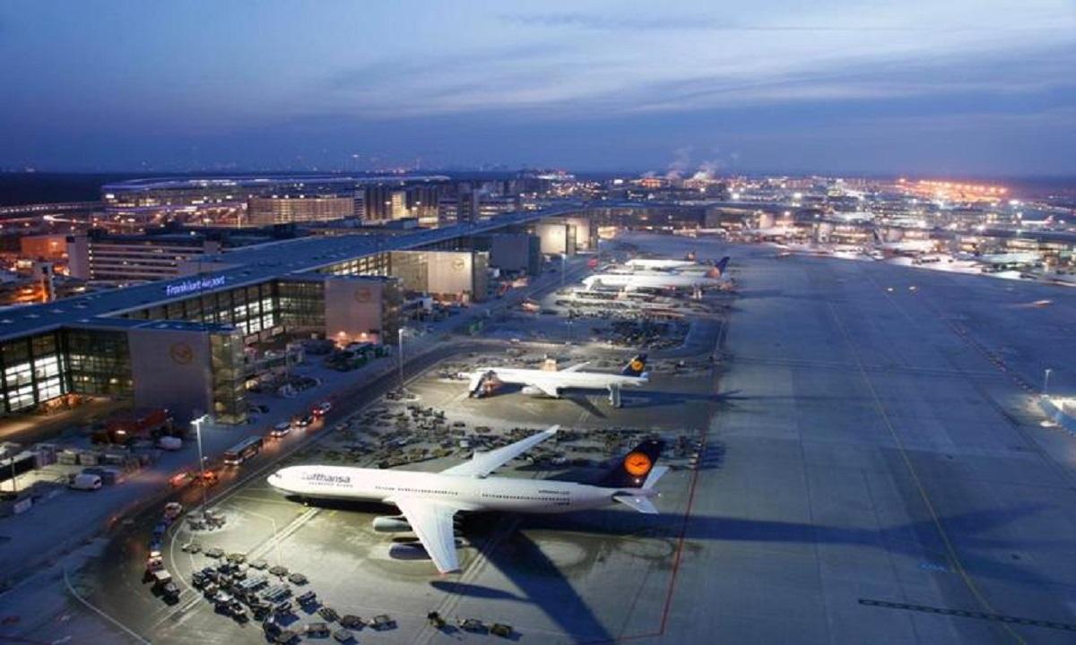 Aeroportul din Frankfurt, evacuat parţial ca urmare a unei operaţiuni a poliţiei