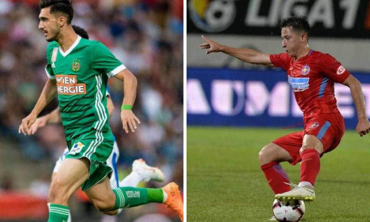Rapid Viena - FSCB scor live și rezumat - Play-off Europa League
