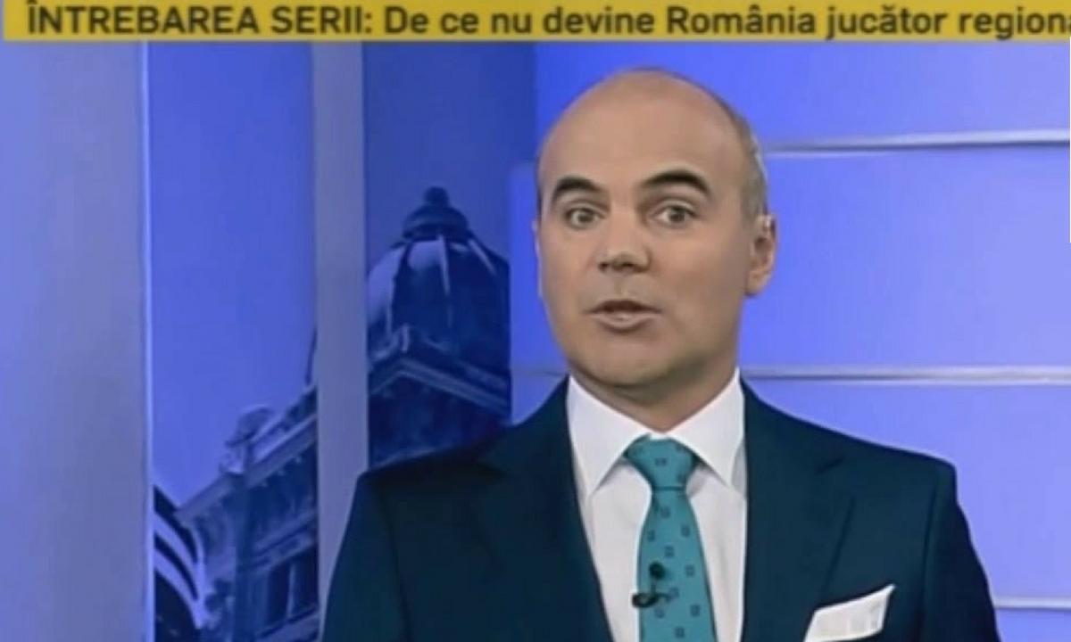 Rares Bogdan Picture: Realitatea TV, Blocată! Anunțul Făcut De Rareș Bogdan
