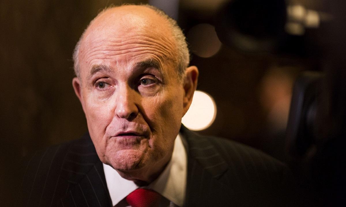 Reacția Ambasadei SUA la scrisoarea lui Rudolph Giuliani