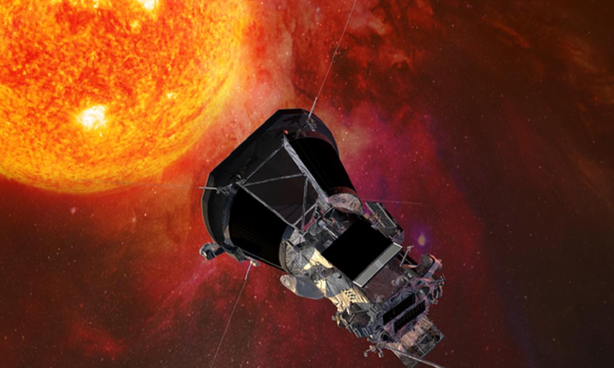 NASA a lansat cu succes sonda solară Parker