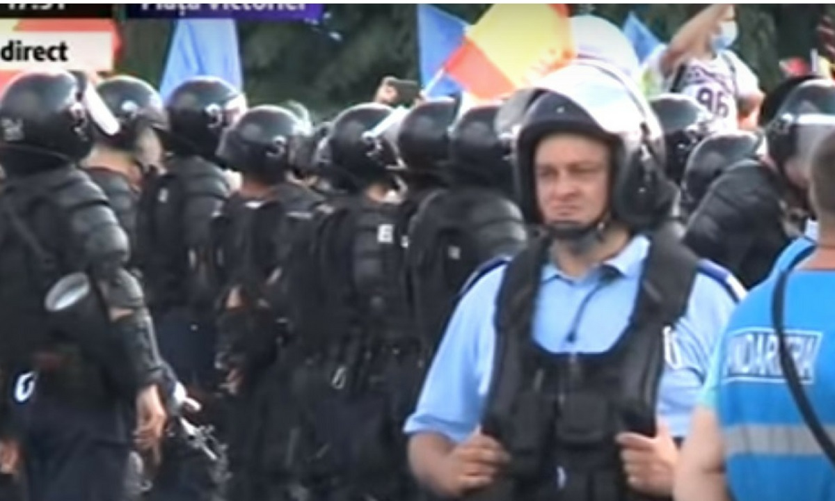 Parchetul General a prezentat lista substanțelor și a muniției folosite la protestele din Piața Victoriei de pe 10 august