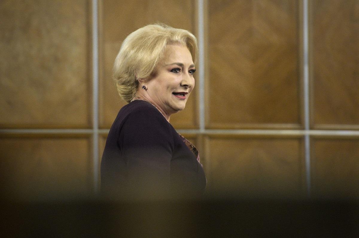 Viorica Dăncilă candidatul PSD pentru Alegerile Prezidențiale