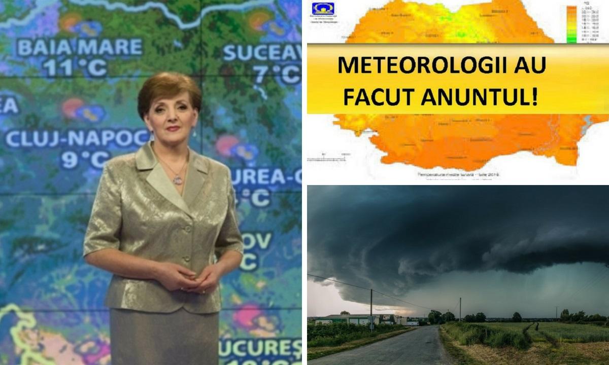 Vremea în perioada 6 - 19 august. Prognoza meteo ANM pe 2 săptămâni