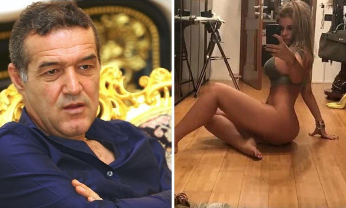 Ce a spus Gigi Becali după ce a văzut pozele sexy cu Anamaria Prodan