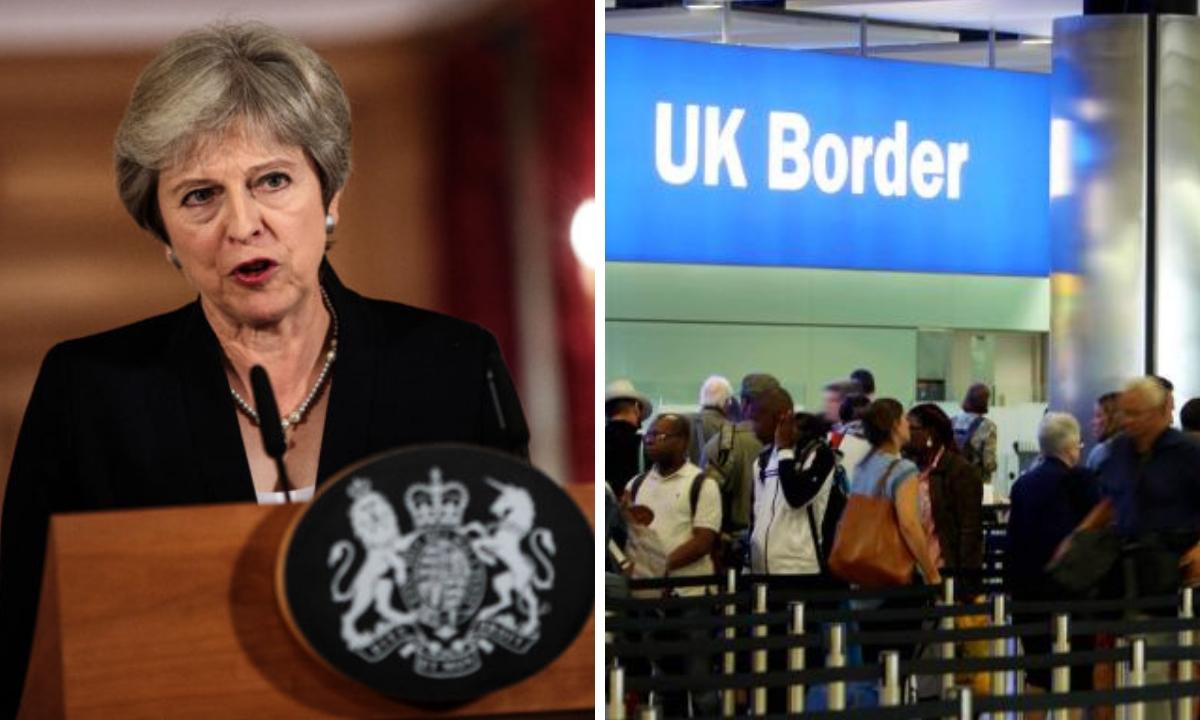 Anunțul premierului Theresa May pentru românii din UK. Ce se întâmplă după Brexit