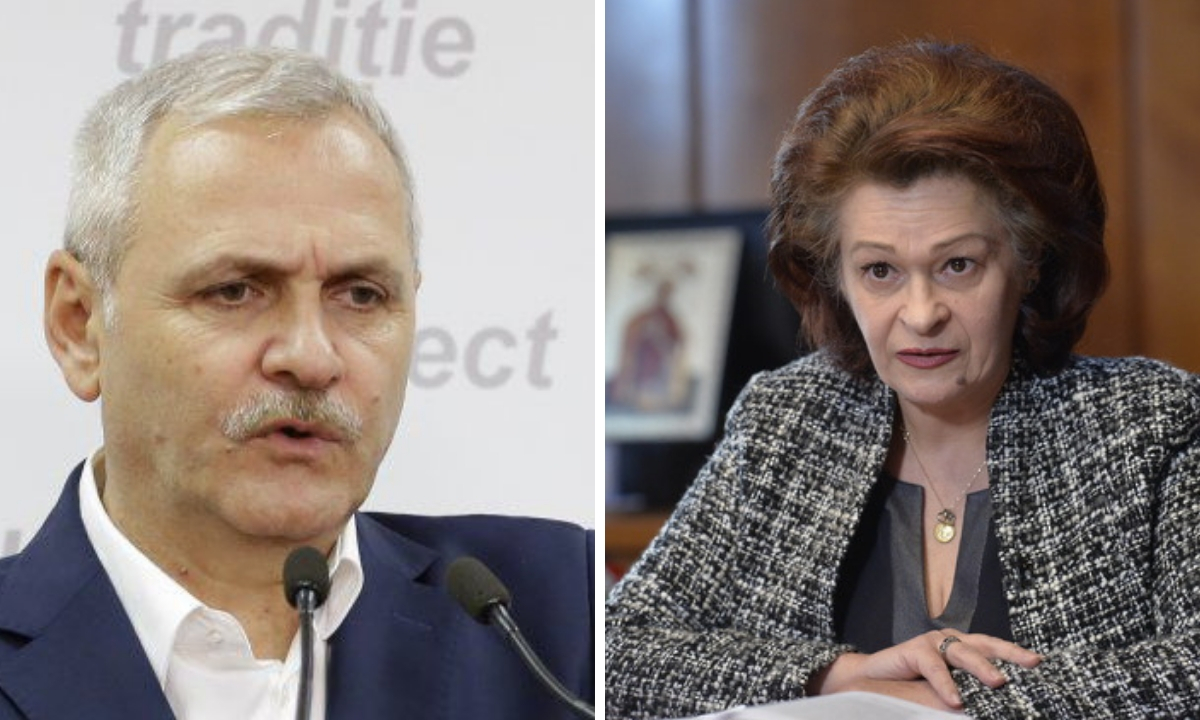"""Cristina Tarcea (ICCJ) îi dă replica lui Liviu Dragnea: """"Sunt judecători care..."""