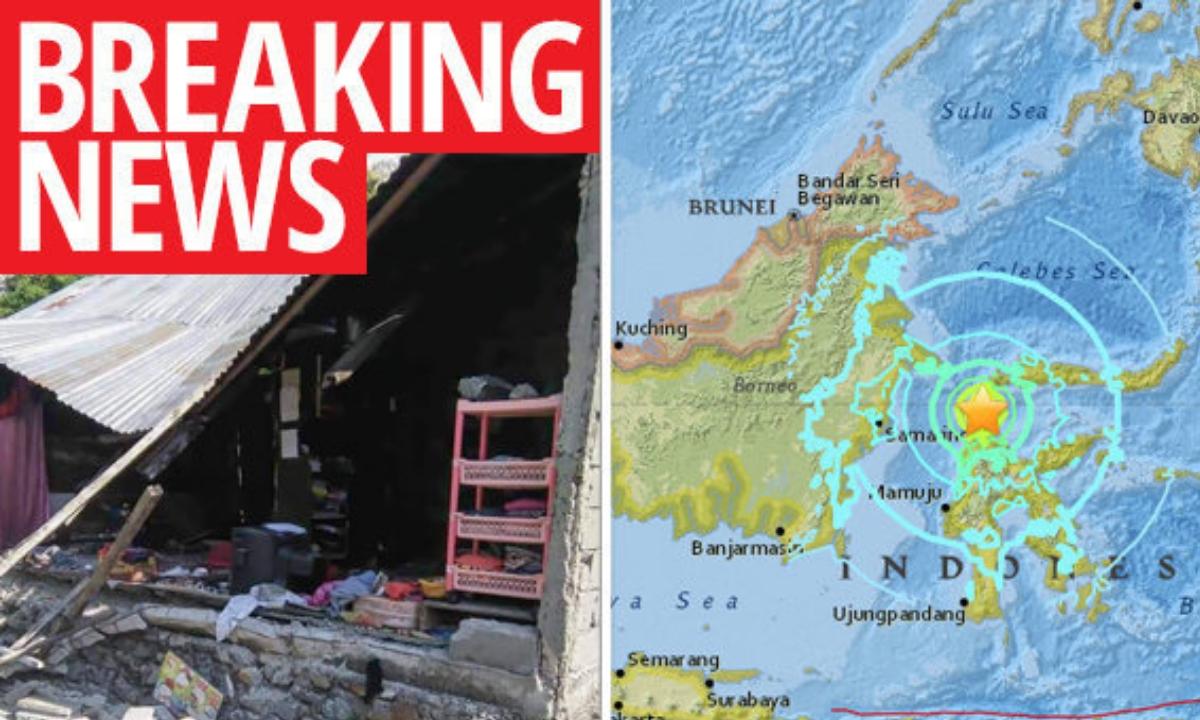 Cutremur uriaș în Indonezia, țara a fost scuturată de un seism de 6.3 grade