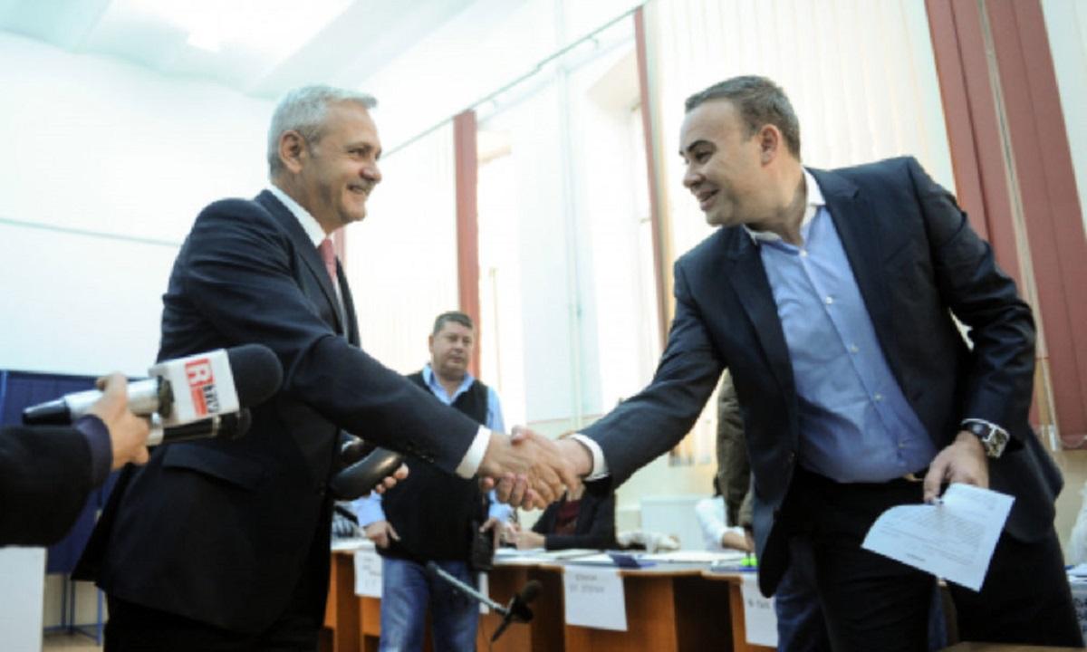Liviu Dragnea a decis soarta lui Darius Vâlcov