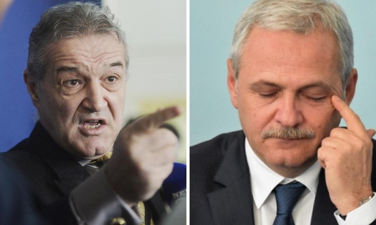 """Gigi Becali îl face praf pe Liviu Dragnea: """"Numai proștii îl pot susține!"""""""