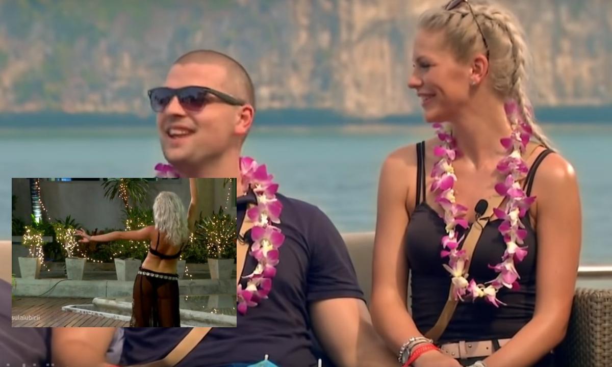 Hannelore Ulrich s-a dat în spectacol la Insula Iubirii! Ce a făcut în fața ispitelor