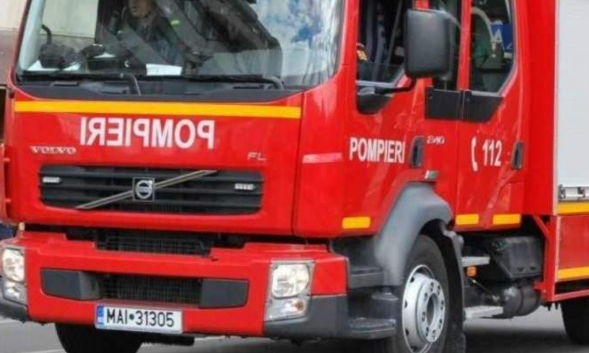 Ilfov: Incendiu în Tunari, la două locuințe