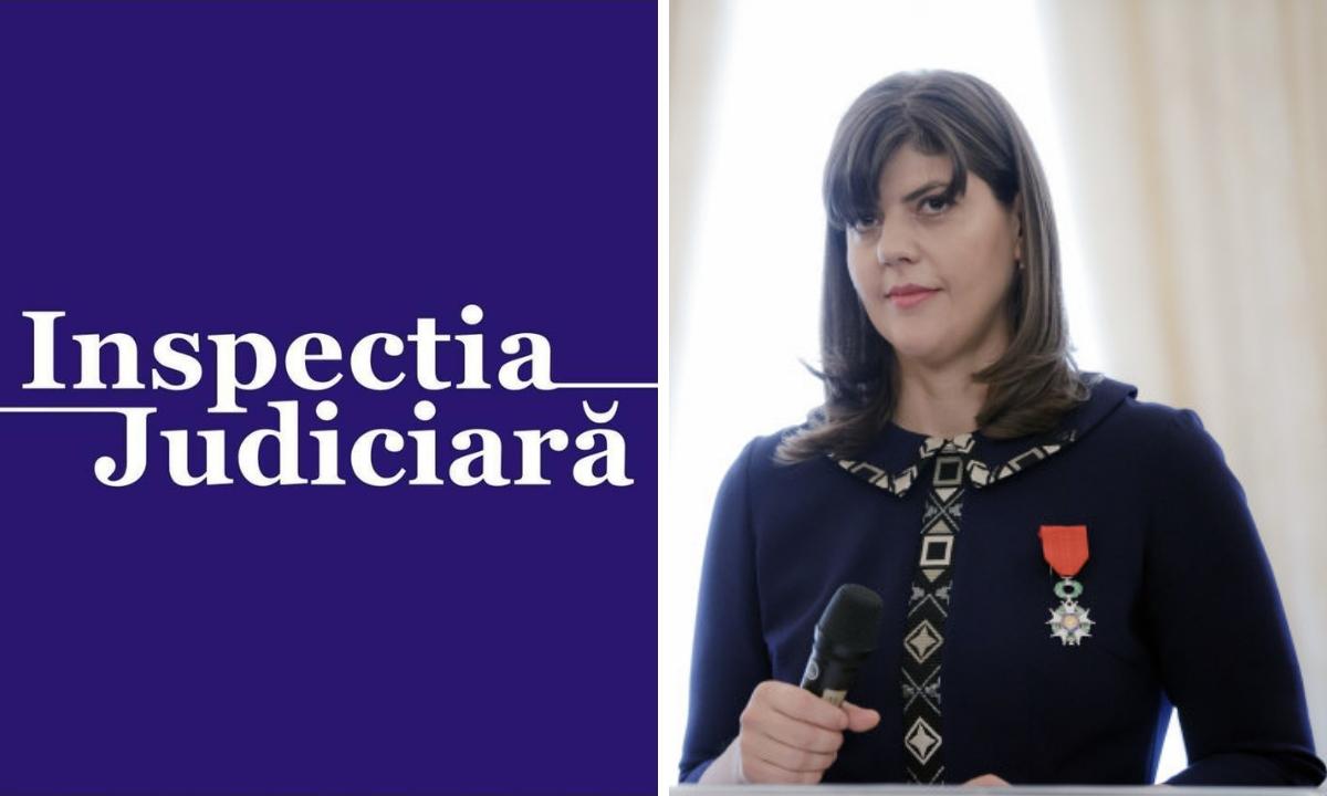 Noi probleme pentru Laura Codruța Kovesi. Ce a decis Inspecția Judiciară