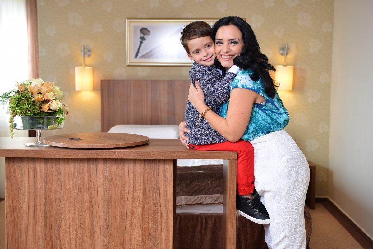Magda Vasiliu a dezvăluit în ce stare se află băiețelul ei și ce are de gând să facă