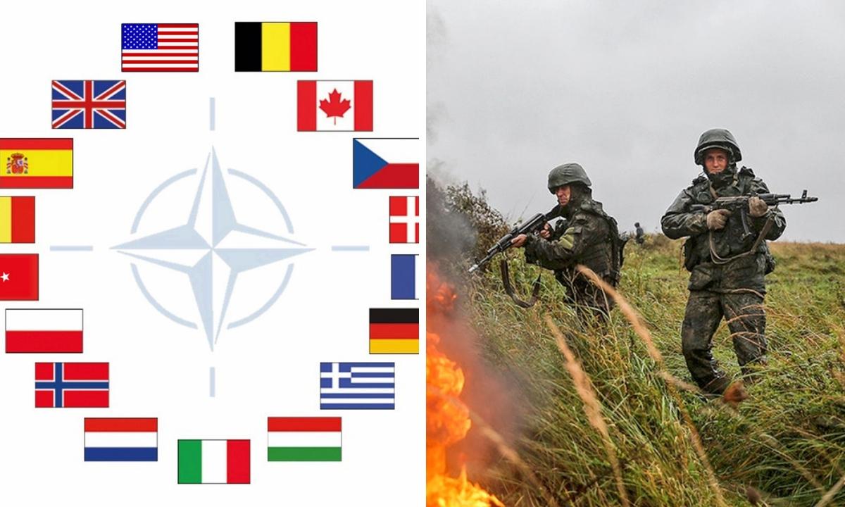 """Avertismentul NATO în legătură cu Rusia: """"Conflict la scară largă"""""""