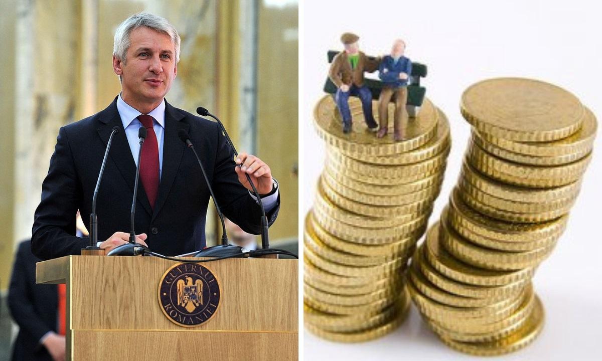Ce se întâmplă cu Pilonul II de pensii. Anunțul ministrului de Finanțe