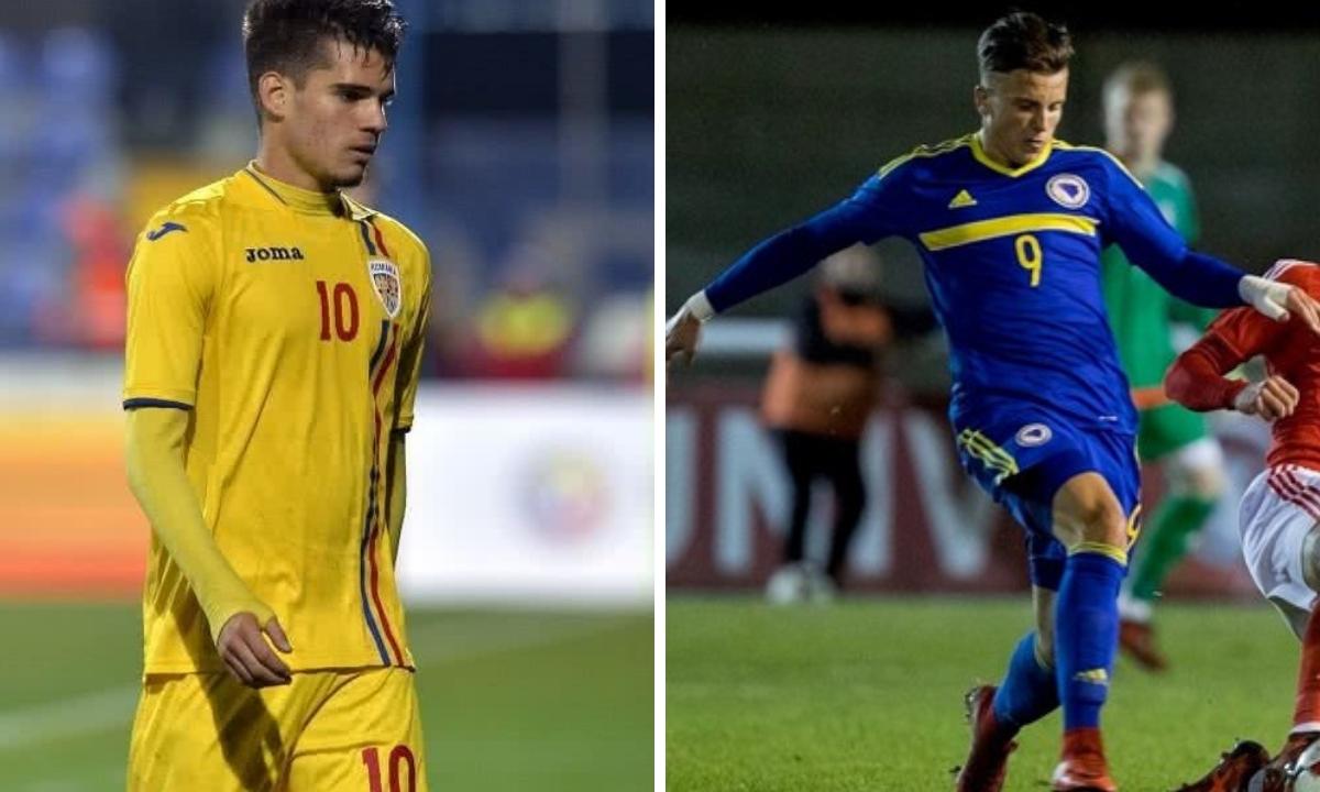 România - Bosnia scor live (tineret). Meci pentru calificarea la Euro 2019 U21