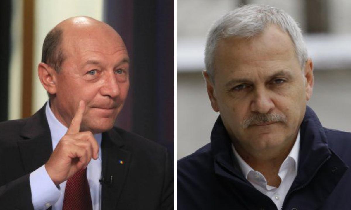 Traian Băsescu, nou atac la Liviu Dragnea. Ce spune despre dosarul Referendumului