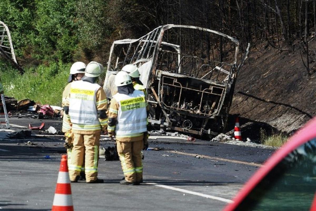 Accident în Germania. Zece români au fost răniți. Cine sunt victimele